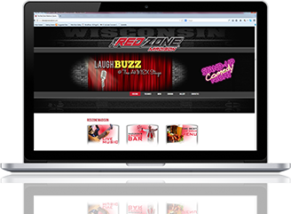 Red Zone Website | Madison WI